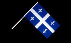 Bandiera da asta Canada Quebec - 60 x 90 cm