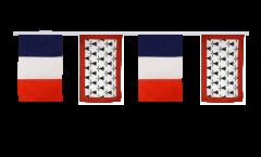Cordata dell'amicizia Francia - Limosino - 30 x 45 cm