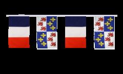 Cordata dell'amicizia Francia - Piccardia - 30 x 45 cm
