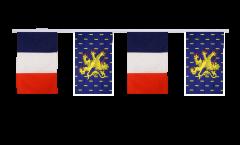 Cordata dell'amicizia Francia - Franca Contea - 30 x 45 cm