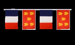 Cordata dell'amicizia Francia - Poitou Charentes - 30 x 45 cm