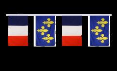 Cordata dell'amicizia Francia - Île de France - 30 x 45 cm