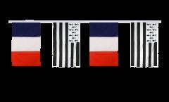Cordata dell'amicizia Francia - Bretagna - 30 x 45 cm