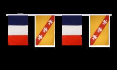 Cordata dell'amicizia Francia - Lorena - 30 x 45 cm