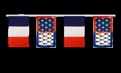 Cordata dell'amicizia Francia - Loira - 30 x 45 cm