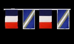 Cordata dell'amicizia Francia - Champagne-Ardenne - 30 x 45 cm