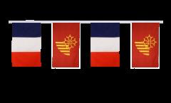 Cordata dell'amicizia Francia - Linguadoca-Rossiglione - 30 x 45 cm