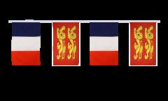 Cordata dell'amicizia Francia - Bassa Normandia, p'tits cats - 30 x 45 cm