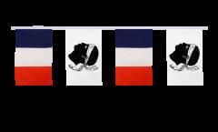 Cordata dell'amicizia Francia - Corsica - 30 x 45 cm