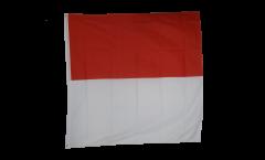 Bandiera Svizzera Canton Soletta - 120 x 120 cm