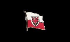 Spilla Bandiera Italia Sud Tirolo - 2 x 2 cm