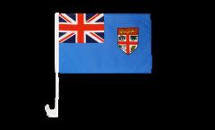Bandiera per auto Figi - 30 x 40 cm