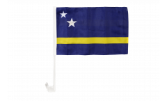Bandiera per auto Curacao - 30 x 40 cm