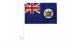 Bandiera per auto Hong Kong vecchia - 30 x 40 cm