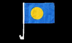 Bandiera per auto Palau - 30 x 40 cm