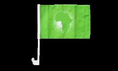 Bandiera per auto Unione Africana AU - 30 x 40 cm