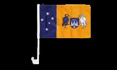 Bandiera per auto Australia Territorio della Capitale Australiana - 30 x 40 cm