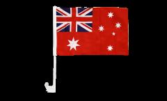 Bandiera per auto Australia Civile Red Ensign - 30 x 40 cm
