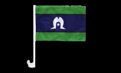 Bandiera per auto Australia Torres Strait Islands - 30 x 40 cm