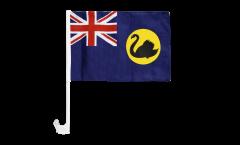 Bandiera per auto Australia occidentale - 30 x 40 cm