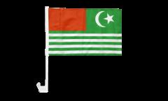 Bandiera per auto Il Kashmir - 30 x 40 cm