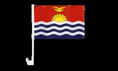 Bandiera per auto Kiribati - 30 x 40 cm