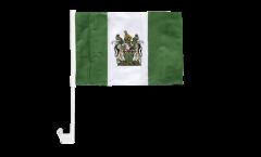 Bandiera per auto Rhodesia meridionale - 30 x 40 cm