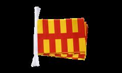 Cordata Regno Unito Northumberland - 15 x 22 cm