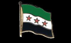 Spilla Bandiera Siria 1932-1963 / Opposizione - Esercito Siriano Libero - 2 x 2 cm