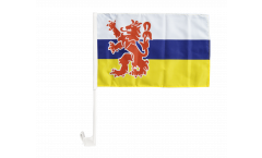Bandiera per auto Paesi Bassi Limburgo - 30 x 40 cm