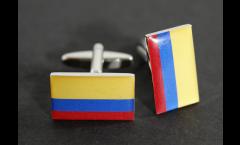 Gemelli Bandiera Colombia - 18 x 12 mm