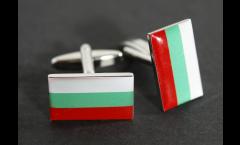 Gemelli Bandiera Bulgaria - 18 x 12 mm