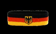 Fascia antisudore Germania con aquila - 6 x 21 cm