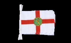 Cordata Regno Unito Alderney - 30 x 45 cm
