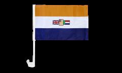 Bandiera per auto Sudafrica vecchia - 30 x 40 cm