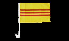 Bandiera per auto Vietnam del Sud - 30 x 40 cm