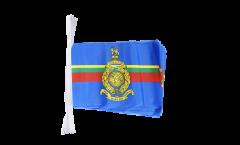 Cordata Regno Unito Royal Marines - 15 x 22 cm