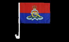 Bandiera per auto Regno Unito British Army Royal Artillery - 30 x 40 cm