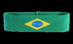 Fascia antisudore Brasile - 6 x 21 cm
