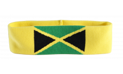 Fascia antisudore Giamaica - 6 x 21 cm