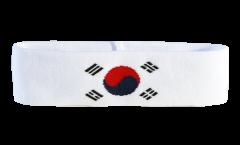 Fascia antisudore Corea del sud - 6 x 21 cm