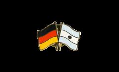 Spilla dell'amicizia Germania - Argentina - 22 mm