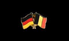 Spilla dell'amicizia Germania - Belgio - 22 mm
