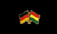 Spilla dell'amicizia Germania - Bolivia - 22 mm