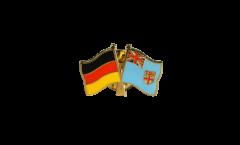 Spilla dell'amicizia Germania - Figi - 22 mm