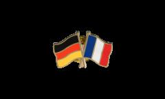 Spilla dell'amicizia Germania - Francia - 22 mm