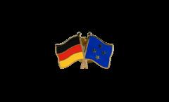 Spilla dell'amicizia Germania - Stati federali di Micronesia - 22 mm
