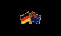 Spilla dell'amicizia Germania - Nuova Zelanda - 22 mm