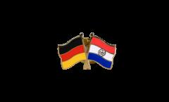 Spilla dell'amicizia Germania - Paraguay - 22 mm