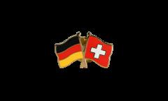 Spilla dell'amicizia Germania - Svizzera - 22 mm